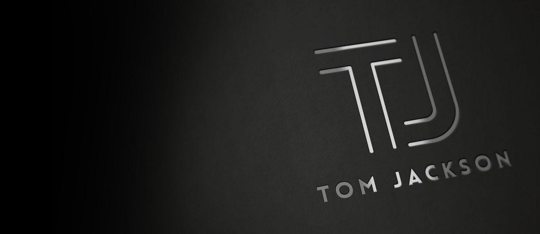 Tom Jackson - Logo Branding